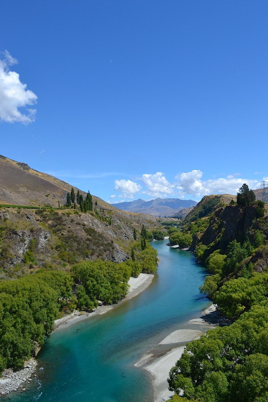 Kawarau River, Central Otago, New Zealand
