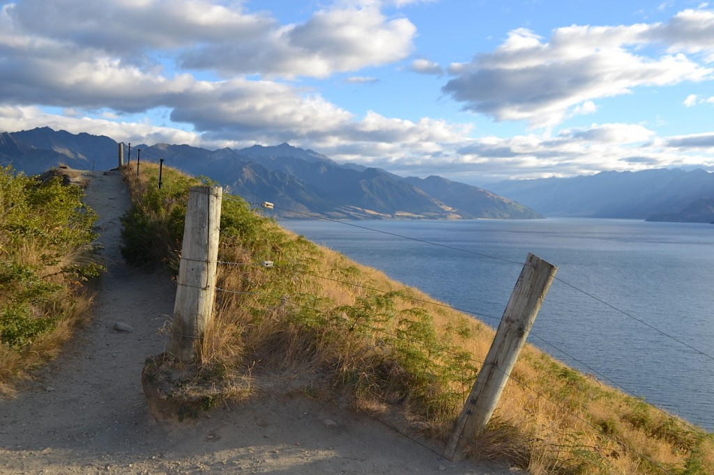 Lake Hawea, Central Otago, New Zealand