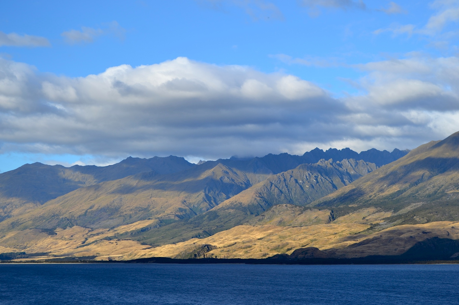 Lake Wanaka, Central Otago, New Zealand