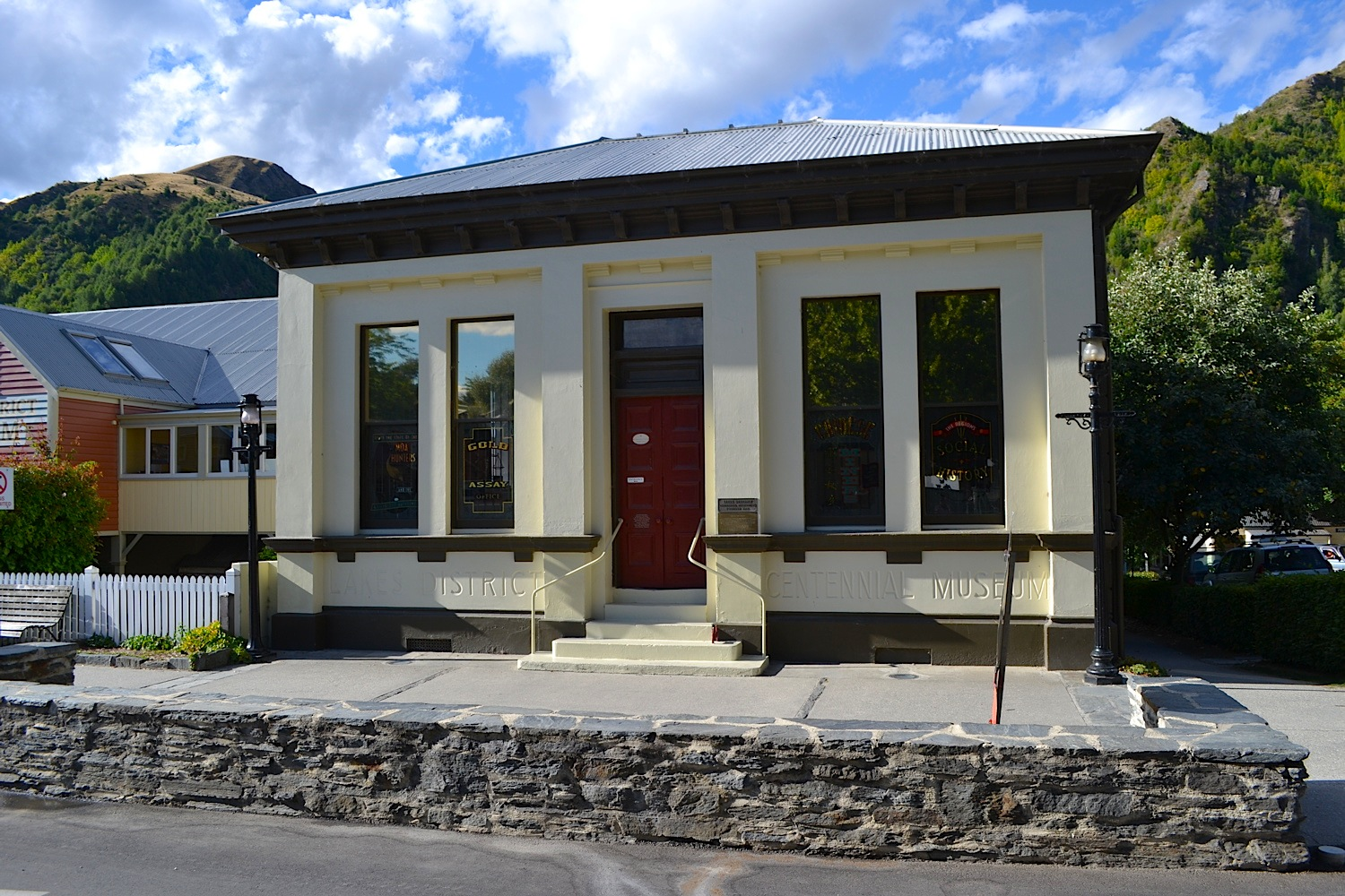 Lakes District Museum, Arrowtown, New Zealand