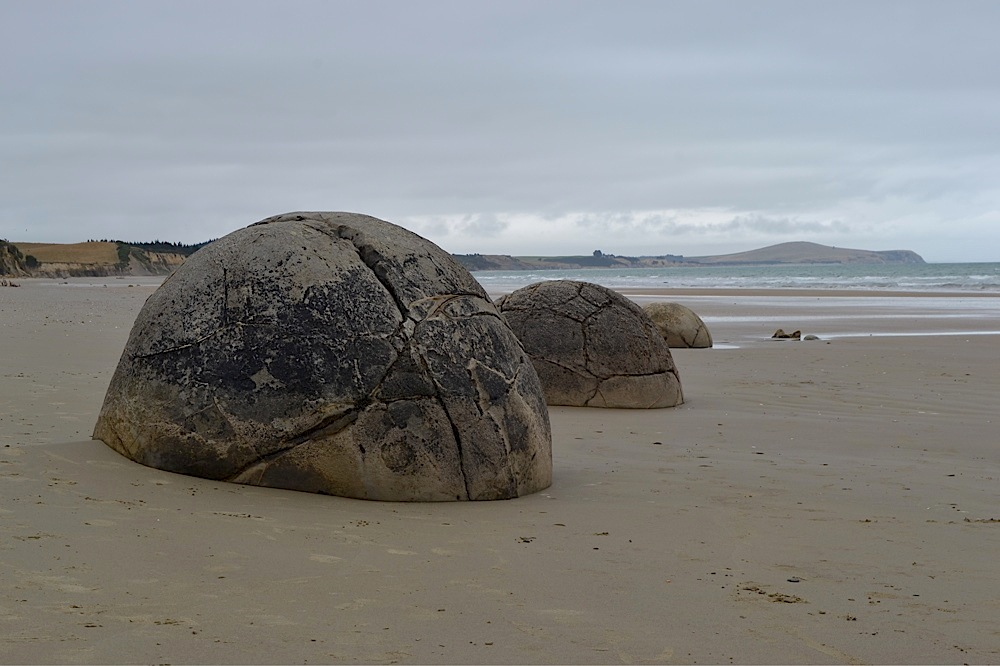 Moeraki Boulders, Moeraki, New Zealand 2