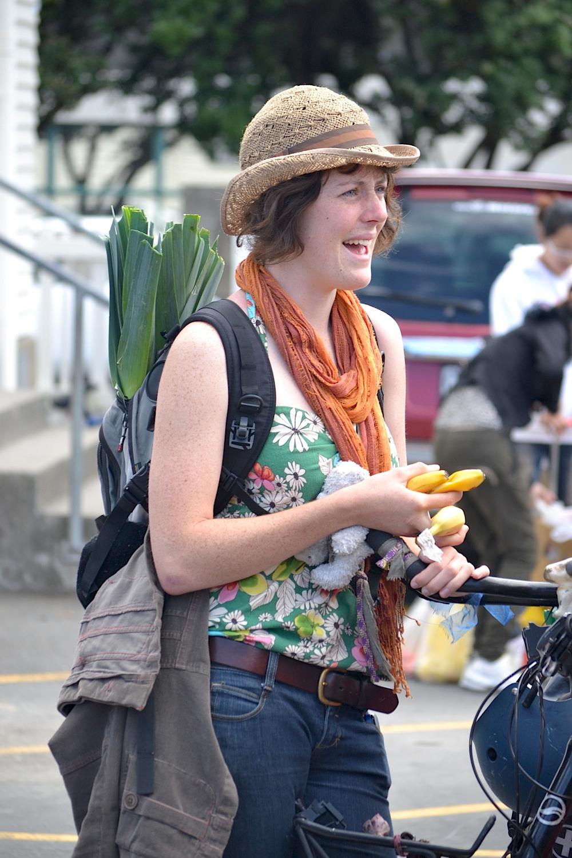 Newtown People's Market, Wellington, New Zealand