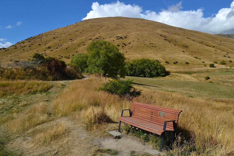 Noel's Seat, Arrowtown, New Zealand