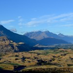 Wakatipu Basin, Queenstown, New Zealand