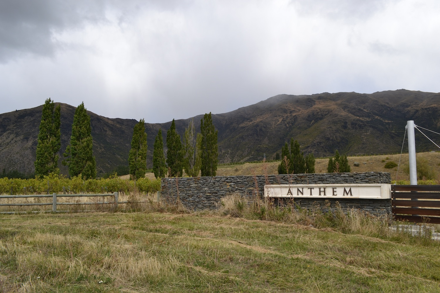 Anthem Winery