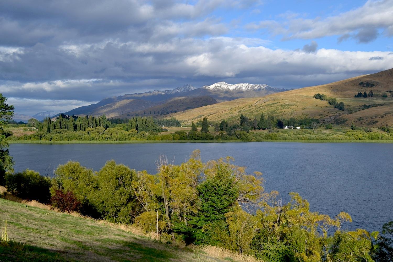 Lake Hayes, Central Otago, New Zealand