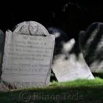 Kings Chapel Burial Ground, Boston MA