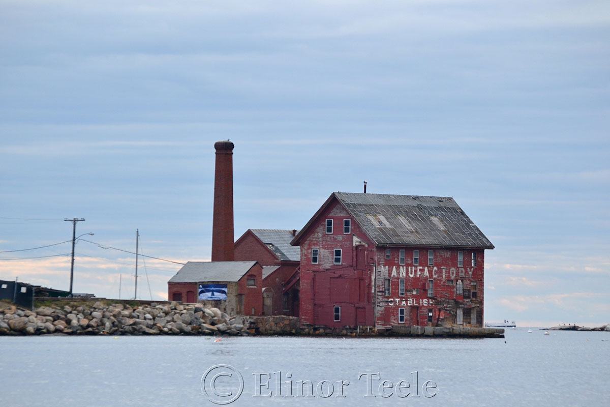 Old Paint Factory, Gloucester Harbor