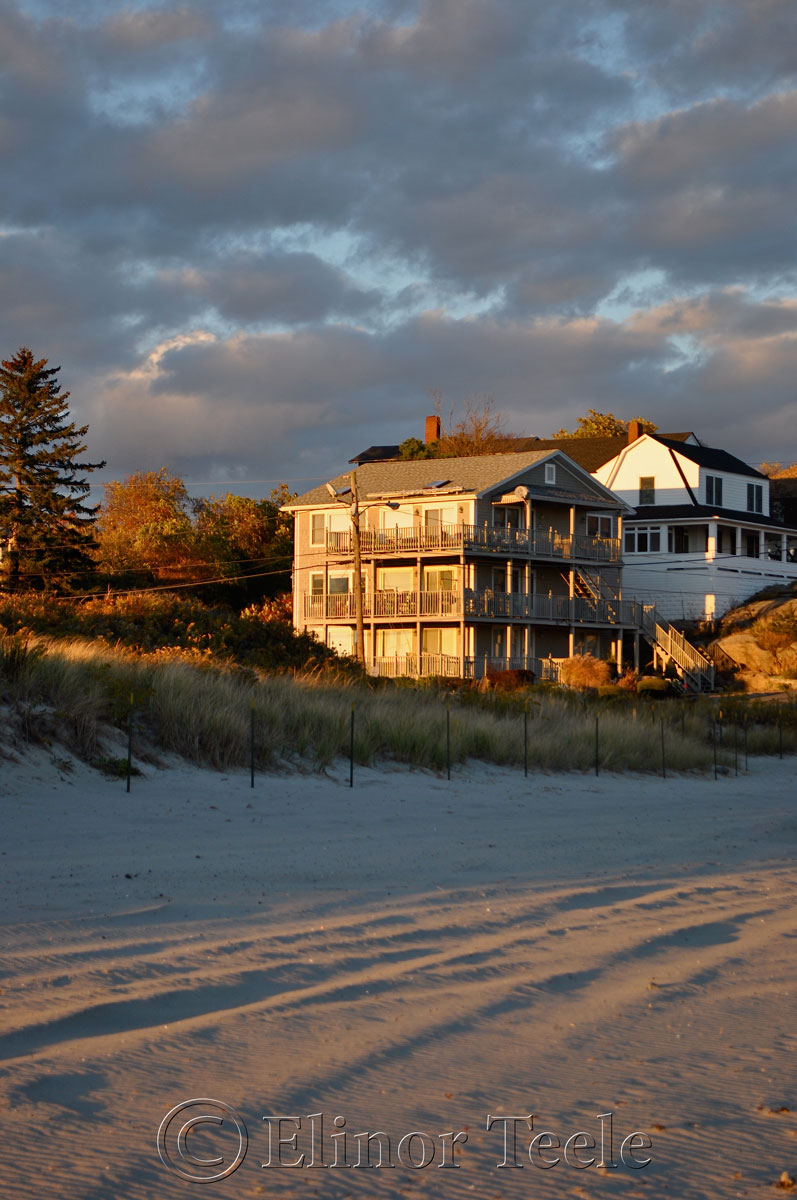 Beachfront Property, Good Harbor Beach, Gloucester MA 1