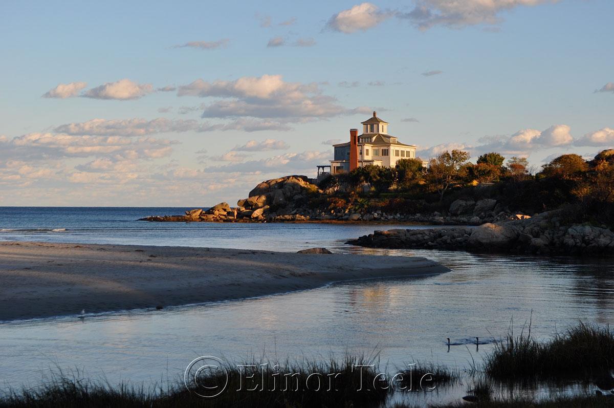 Blue Skies, Good Harbor Beach, Gloucester MA