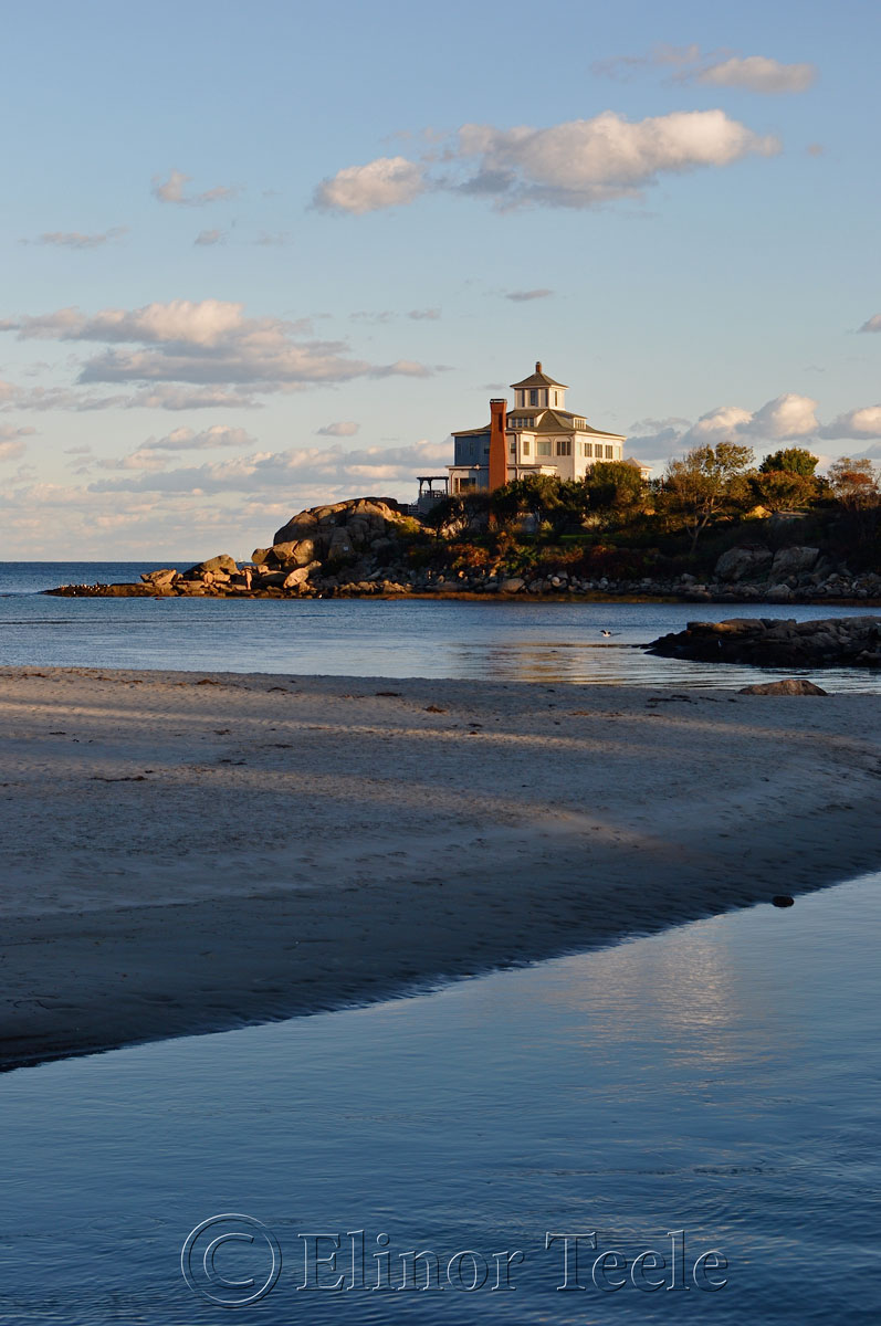 Blue Skies, Good Harbor Beach, Gloucester MA