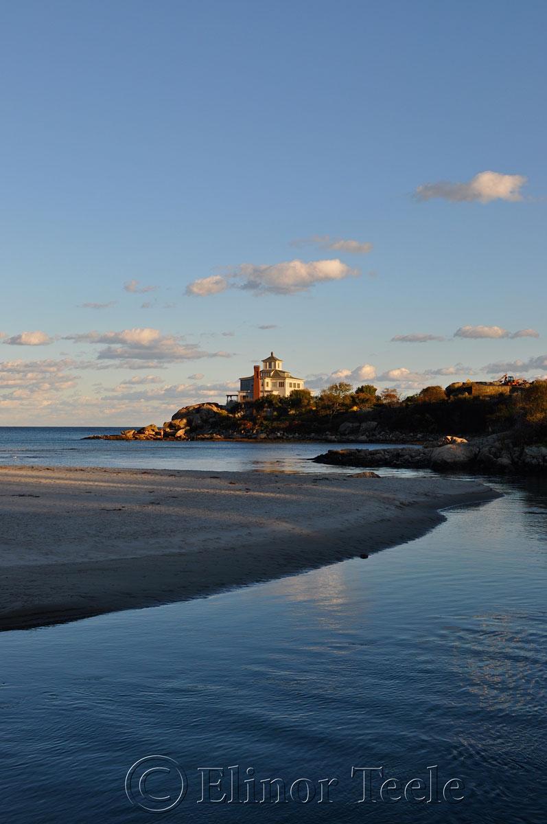 Blue Skies, Good Harbor Beach, Gloucester MA 3