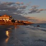 Evening Glow, Good Harbor Beach, Gloucester MA