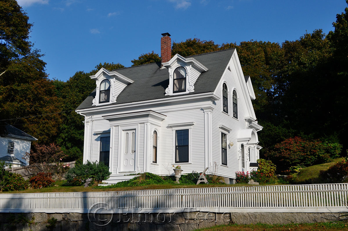 Hopper House, Washington Street, Gloucester MA