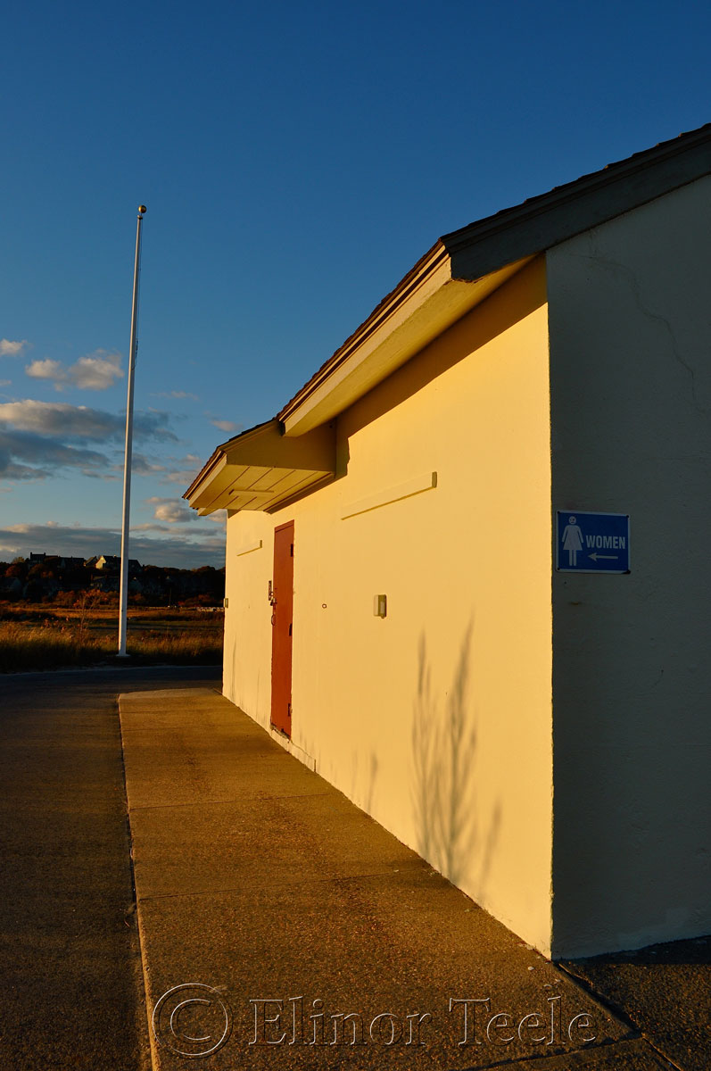 Public Restrooms, Good Harbor Beach, Gloucester MA