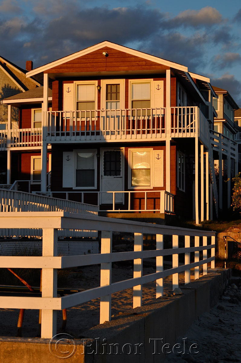 Red Cottage, Good Harbor Beach, Gloucester MA