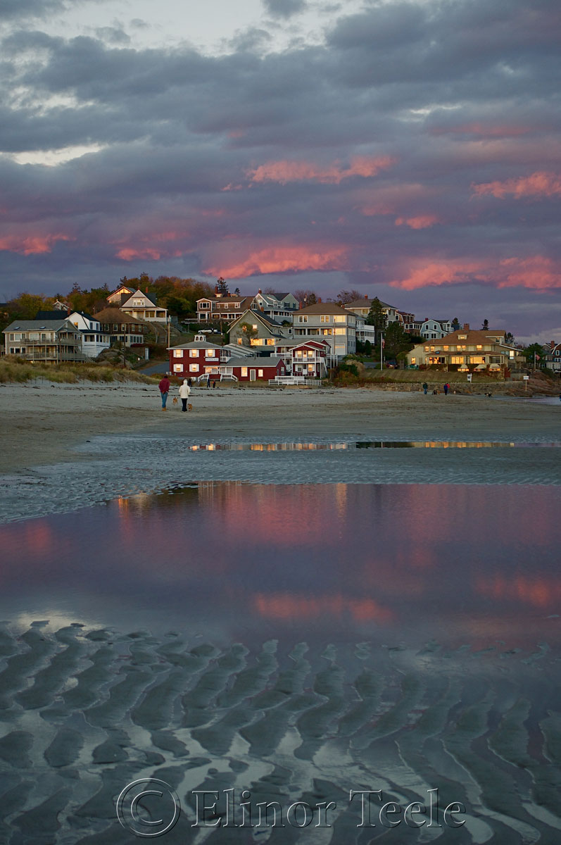 Sunset, Good Harbor Beach, Gloucester MA 1