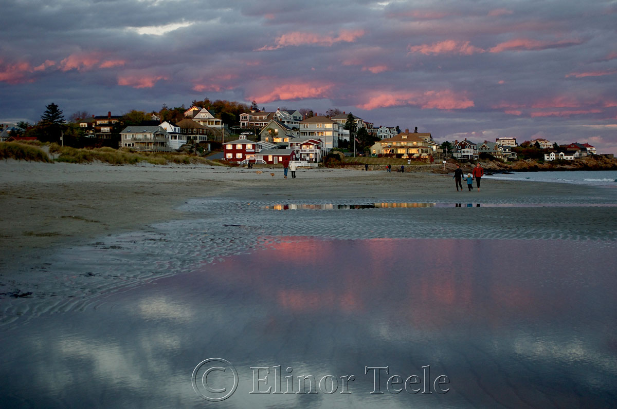 Sunset, Good Harbor Beach, Gloucester MA 2