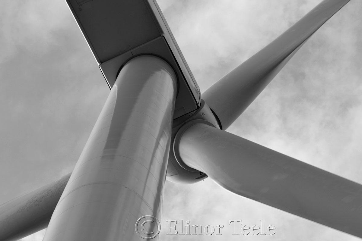 Wind Turbine, Gloucester MA