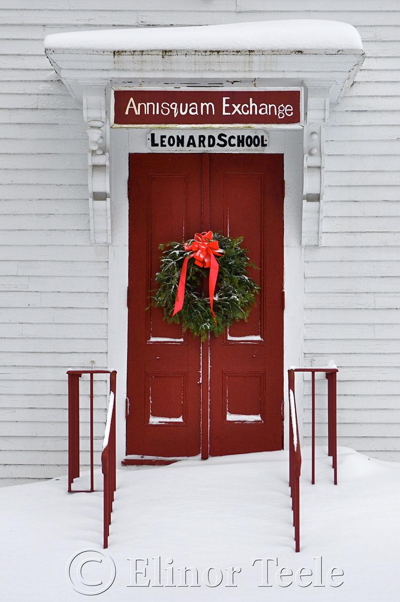 Annisquam Exchange, Annisquam in the Snow