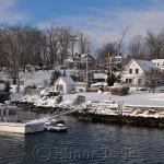 Annisquam Harbor, Annisquam in the Snow