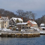 Lobster Cove, Annisquam in the Snow