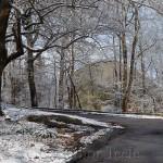 Squam Rock, Annisquam in the Snow