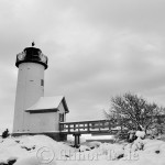 Annisquam Lighthouse in the Snow 5