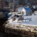 Shed in Snow, Annisquam MA