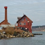 Paint Factory in March, Gloucester MA