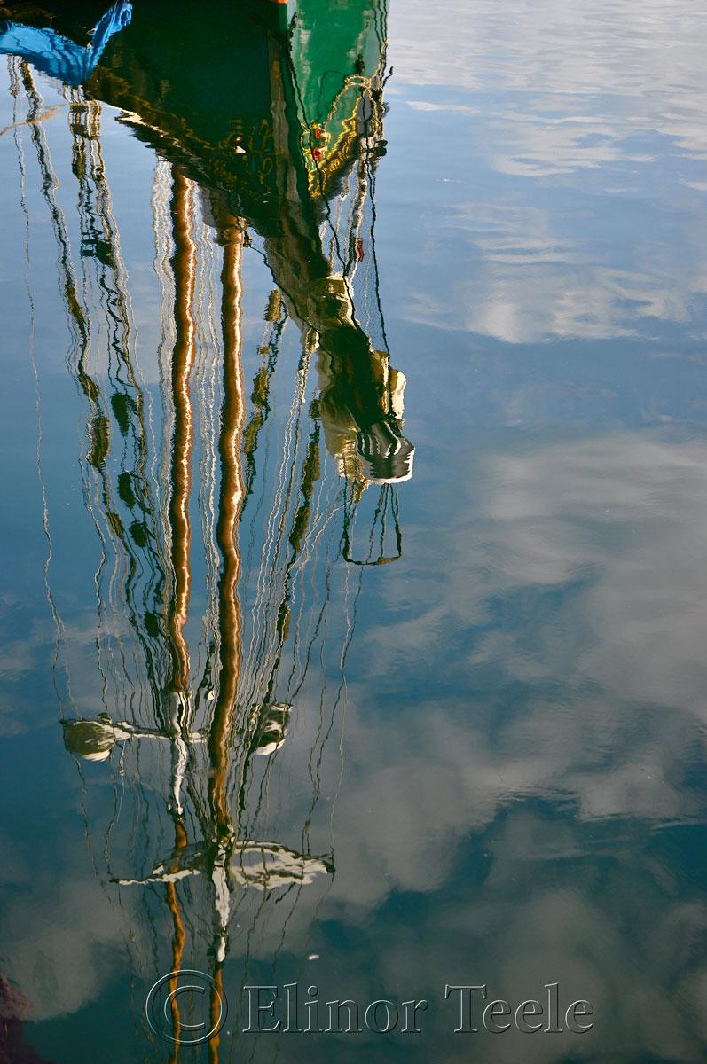 Thomas E. Lannon Reflections, Gloucester MA