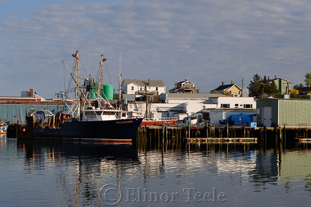 William Lynn, Harbor Cove, Gloucester MA