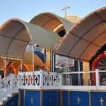 Altar, St. Peter's Fiesta, Gloucester MA 2