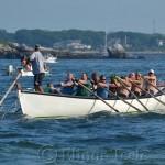 Anthony Saputo's Crew, Seine Boat Races, Fiesta, Gloucester MA 1