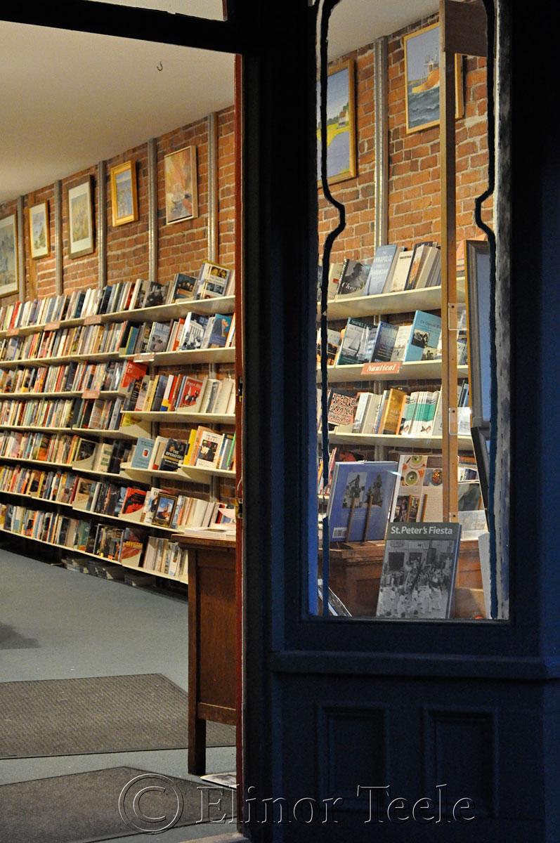 The Bookstore of Gloucester, Main Street, Gloucester MA