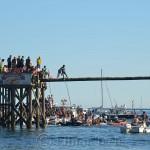 Greasy Pole, Friday 6/27/14, Gloucester MA 1