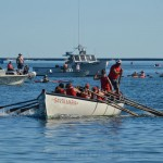 Oardacious Coming Home, Seine Boat Races, Fiesta, Gloucester MA 1