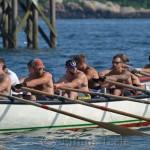 Paul Giacalone's Crew, Seine Boat Races, Fiesta, Gloucester MA 1