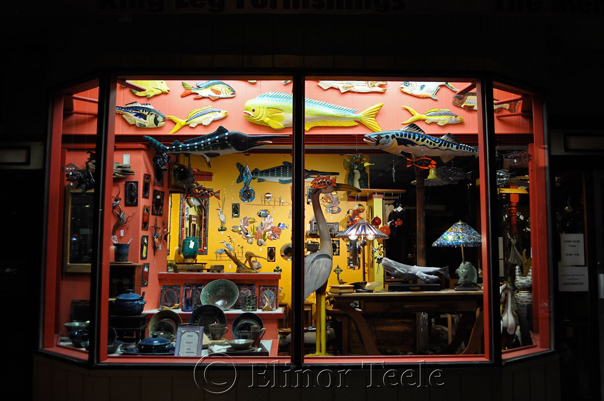 The Menage Gallery, Main Street, Gloucester MA