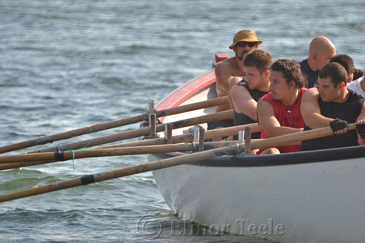 Wharf Rats, Seine Boat Races, Fiesta, Gloucester MA 1
