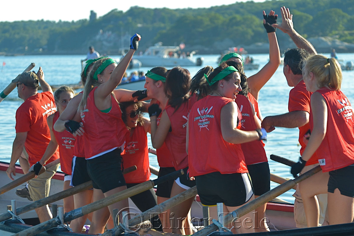 Xtraoardinary Celebration, Seine Boat Races, Fiesta, Gloucester MA