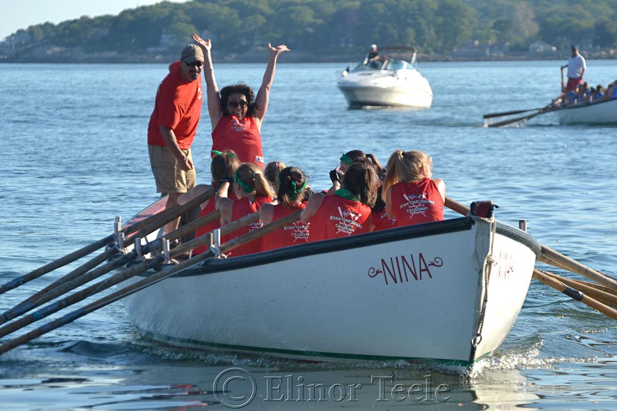 Xtraoardinary Winners, Seine Boat Races, Fiesta, Gloucester MA