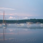 Annisquam Harbor in the Fog 3