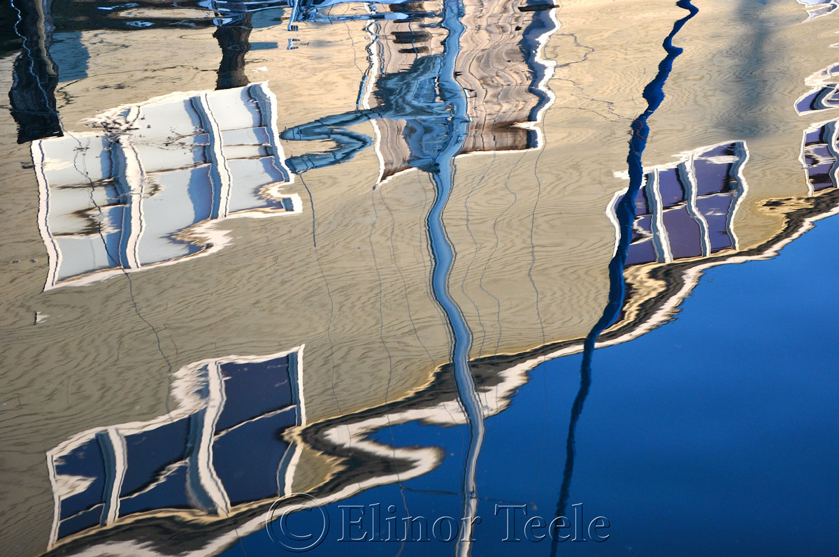 Harbor Cove Reflections, Gloucester MA 3