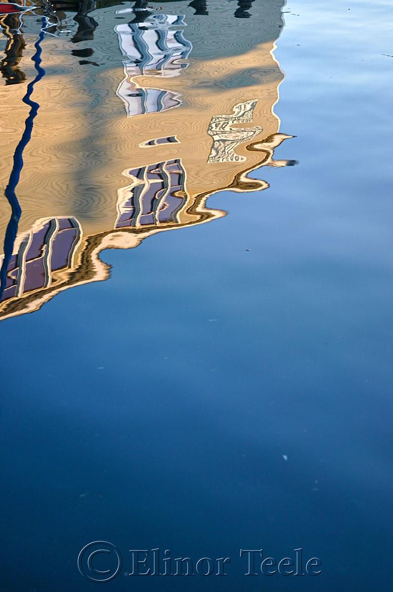 Harbor Cove Reflections, Gloucester MA 6