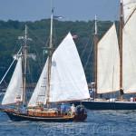 Parade of Sail, Gloucester Schooner Festival 2014 4