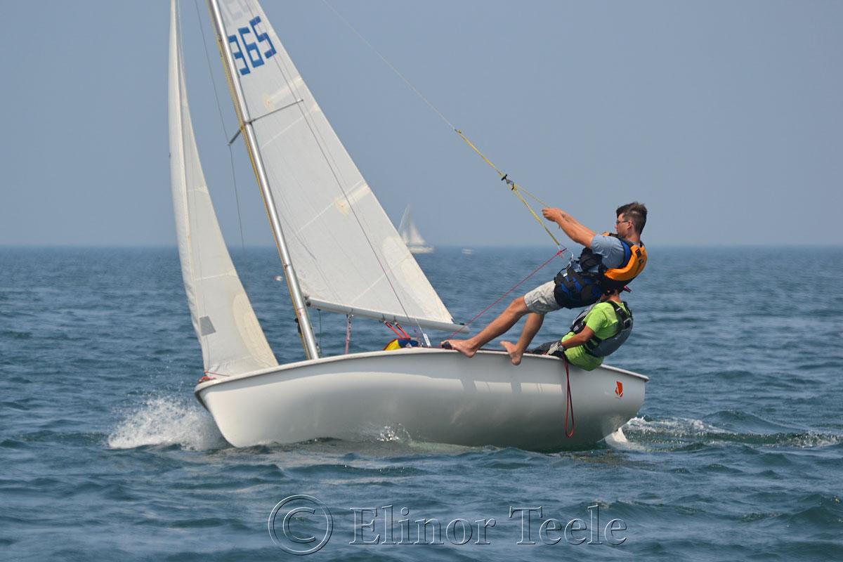 Squam Day 2014 - 420 Races 2