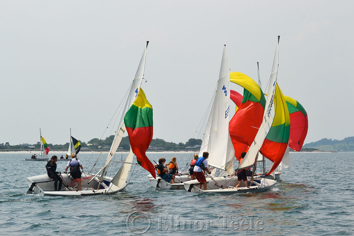 Squam Day 2014 - 420 Races 4