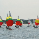 Squam Day 2014 - 420 Races 6