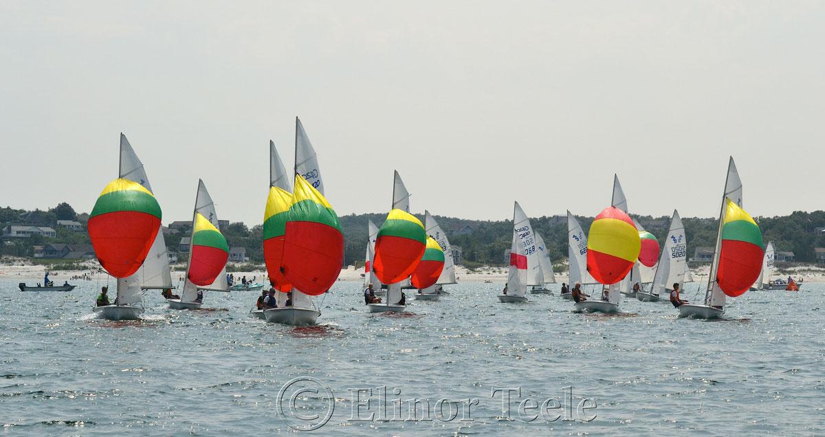 Squam Day 2014 - 420 Races 6